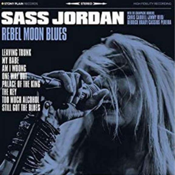 Sass Jordan Rebel Moon Blues Oheistarvikkeet 2020