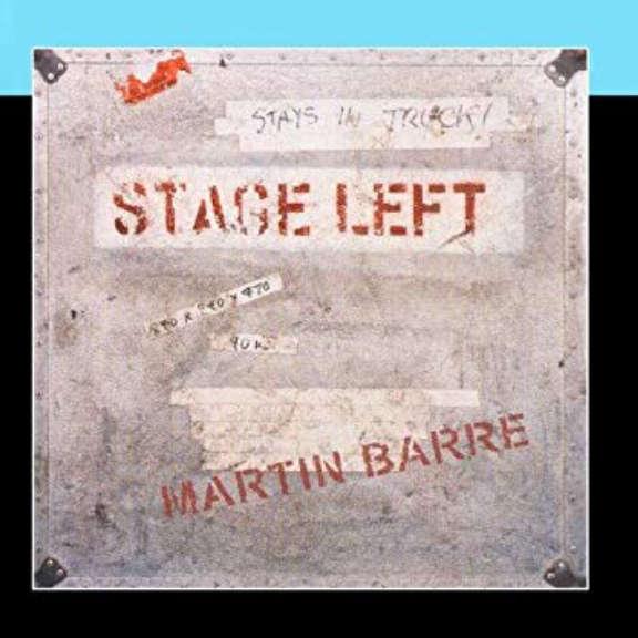 Martin Barre Stage Left Oheistarvikkeet 2020