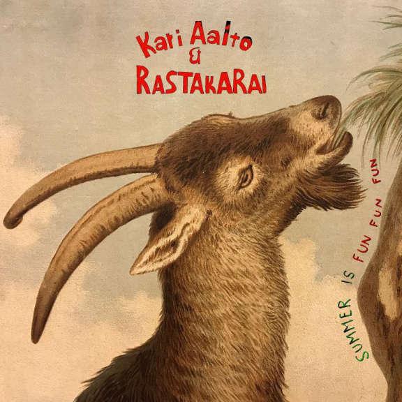Kari Aalto & Rastakarai Summer is Fun Fun Fun Oheistarvikkeet 2020