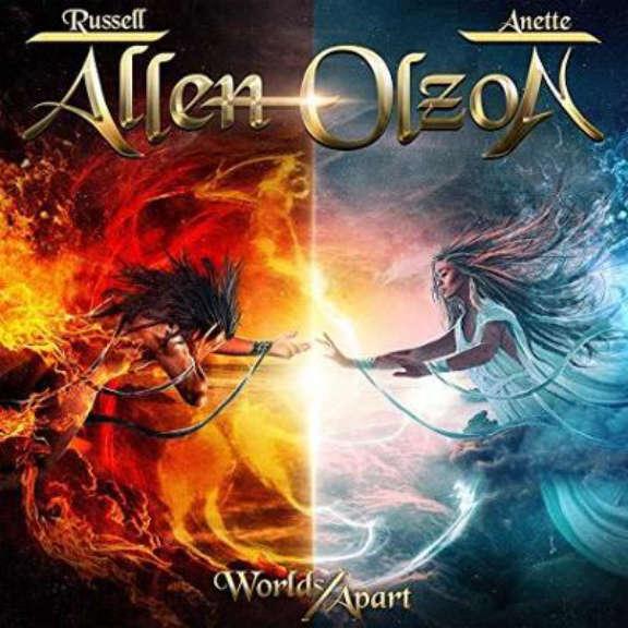 Allen/Olzon  Worlds Apart Oheistarvikkeet 2020