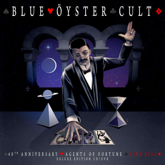 Blue Öyster Cult 440th Anniversay - Agents Of Fortune - Live 2016 Oheistarvikkeet 2020