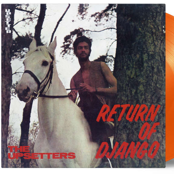 Upsetters Return of Django LP 2020