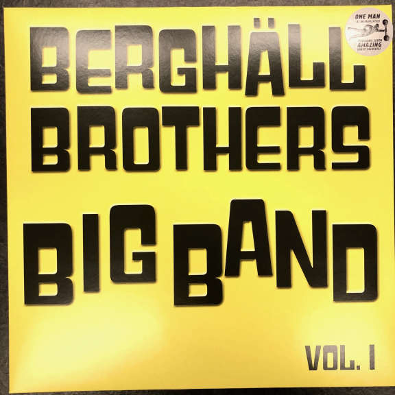 Berghäll Brothers Big Band Vol. 1 LP 2020