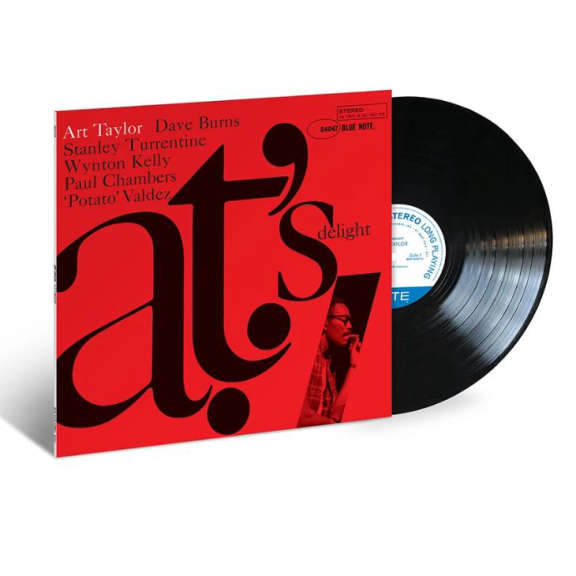Art Taylor A.T.'s Delight LP 2020