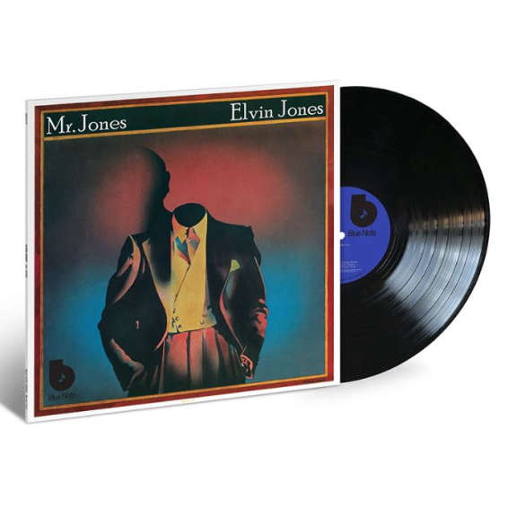 Elvin Jones Mr. Jones  LP 2020