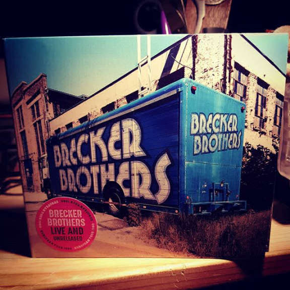 Brecker Brothers Live and Unreleased   LP 2020