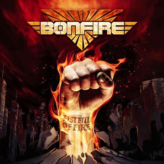 Bonfire Fistful Of Fire Oheistarvikkeet 2020