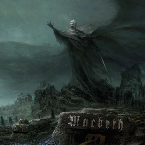 Macbeth Gedankenwächter (Cd + T-Shirt) Oheistarvikkeet 2020