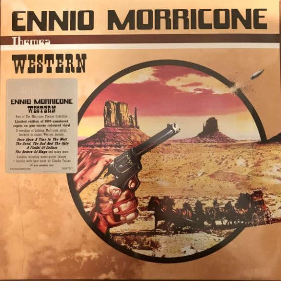 Ennio Morricone Theme 1: Western LP 2020
