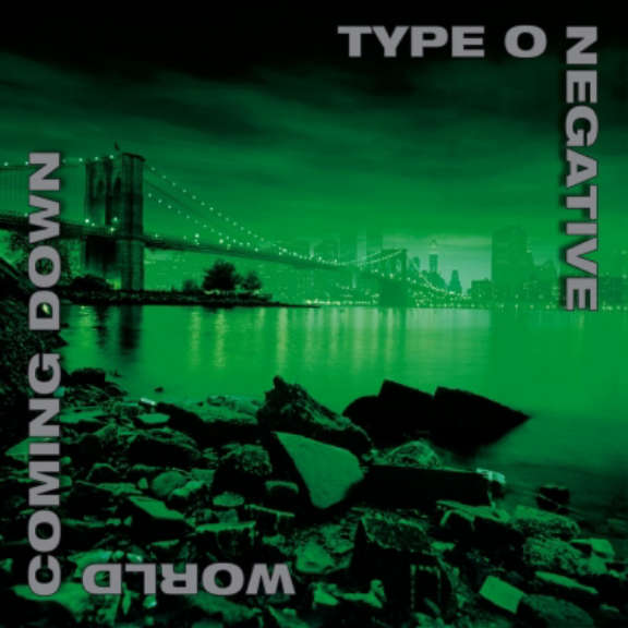 Type O Negative World Coming Down LP 2020