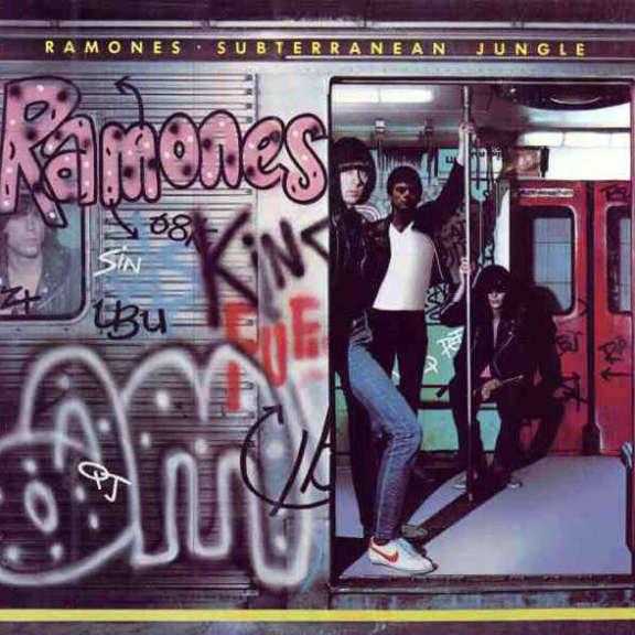 Ramones Subterranean Jungle Oheistarvikkeet 2002