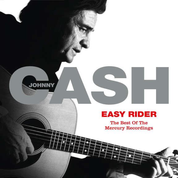 Johnny Cash Easy Rider: The Best Of The Mercury Recordings Oheistarvikkeet 2020