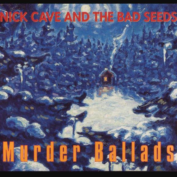 Nick Cave & The Bad Seeds Murder Ballads (CD+DVD) Oheistarvikkeet 2020