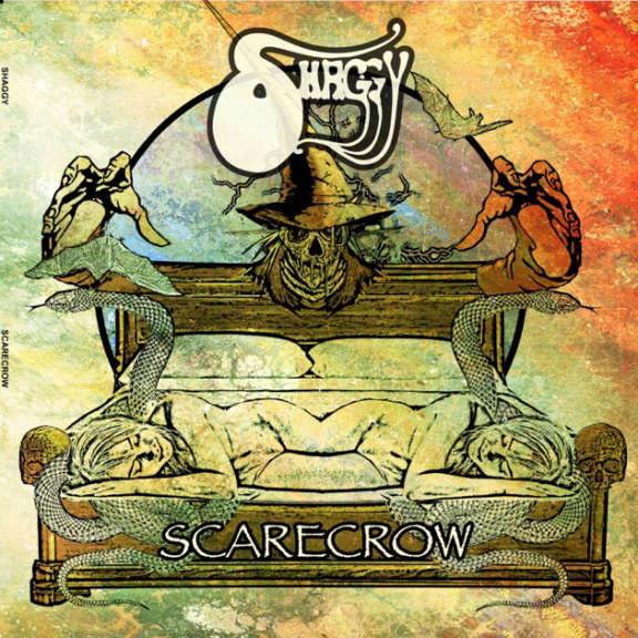 Shaggy the Rockband Scarecrow  LP 2020