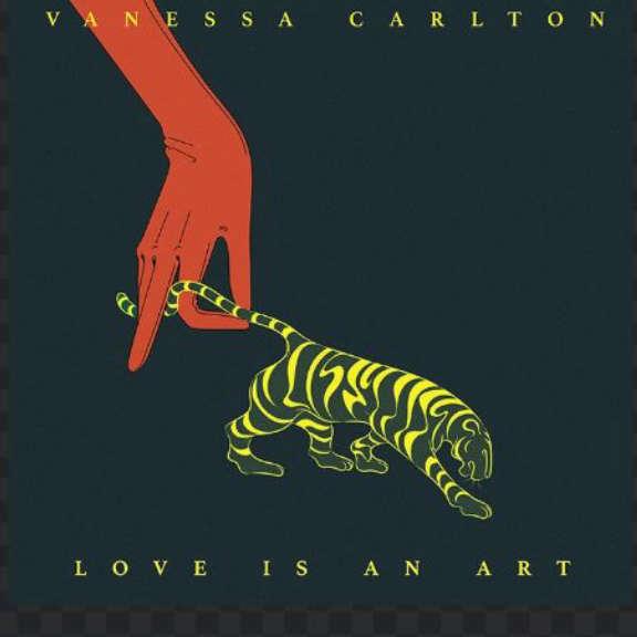 Vanessa Carlton Love is an Art Oheistarvikkeet 2020