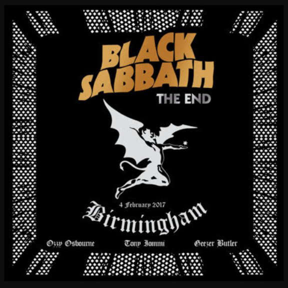 Black Sabbath The End LP 2020