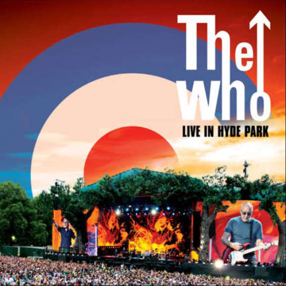 Who Live at Hyde Park LP 2020