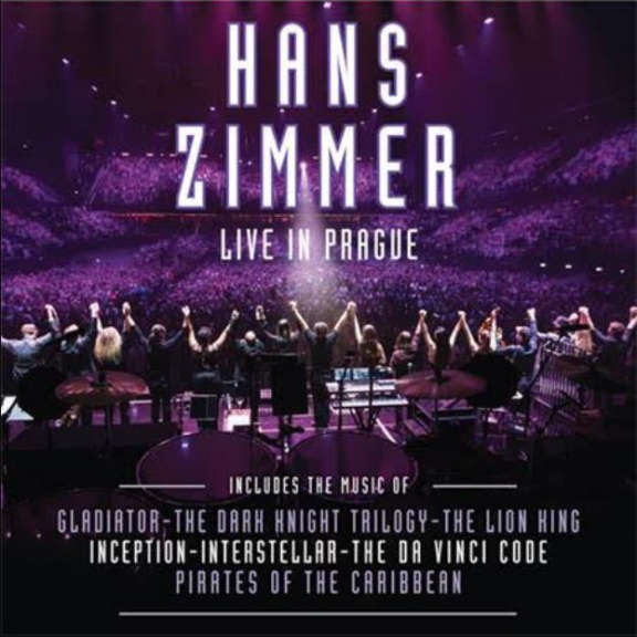 Hans Zimmer Live in Prague LP 2020