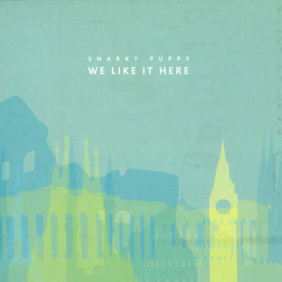 Snarky Puppy We Like It Here LP 2020