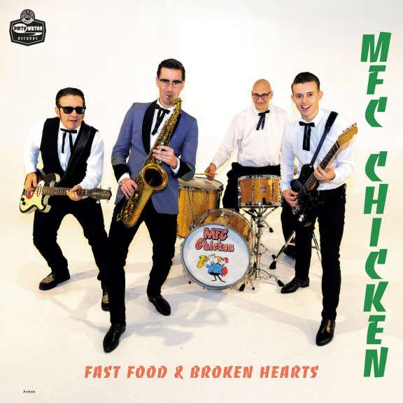 MFC Chicken Fast Food & Broken Hearts LP 2020