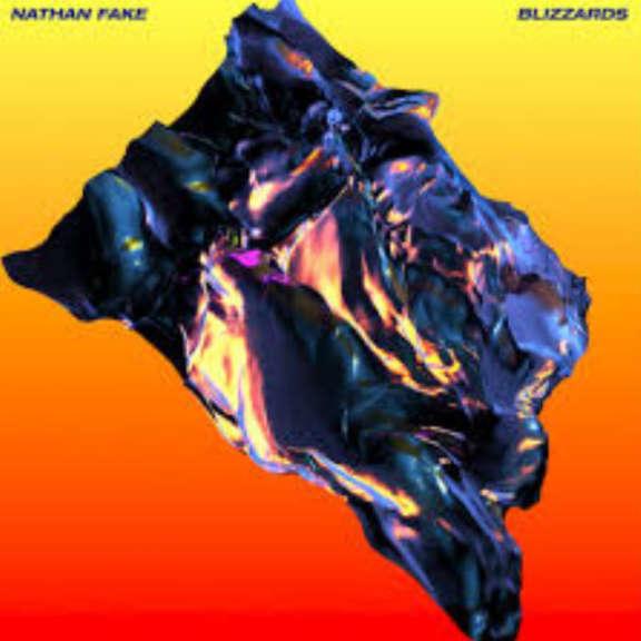 Nathan Fake Blizzards LP 2020