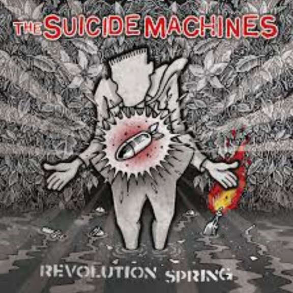 The Suicide Machines Revolution Spring Oheistarvikkeet 2020