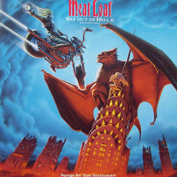 Meat Loaf Bat Out Of Hell II: Back Into Hell Oheistarvikkeet 0