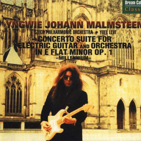 Yngwie Johann Malmsteen, Czech Philharmonic Orchestra, Yoel Levi CConcerto Suite For Electric Guitar And Orchestra In E Flat Minor Op. 1 Oheistarvikkeet 1999