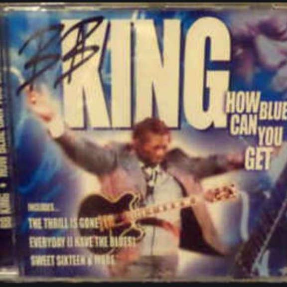 B.B. King How Blue Can You Get Oheistarvikkeet 0