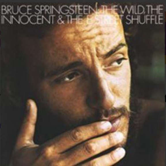 Bruce Springsteen The Wild, The Innocent And The E Street Shuffle Oheistarvikkeet 2003