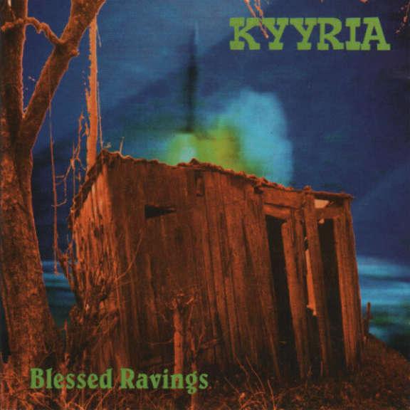 Kyyria Blessed Ravings Oheistarvikkeet 1994