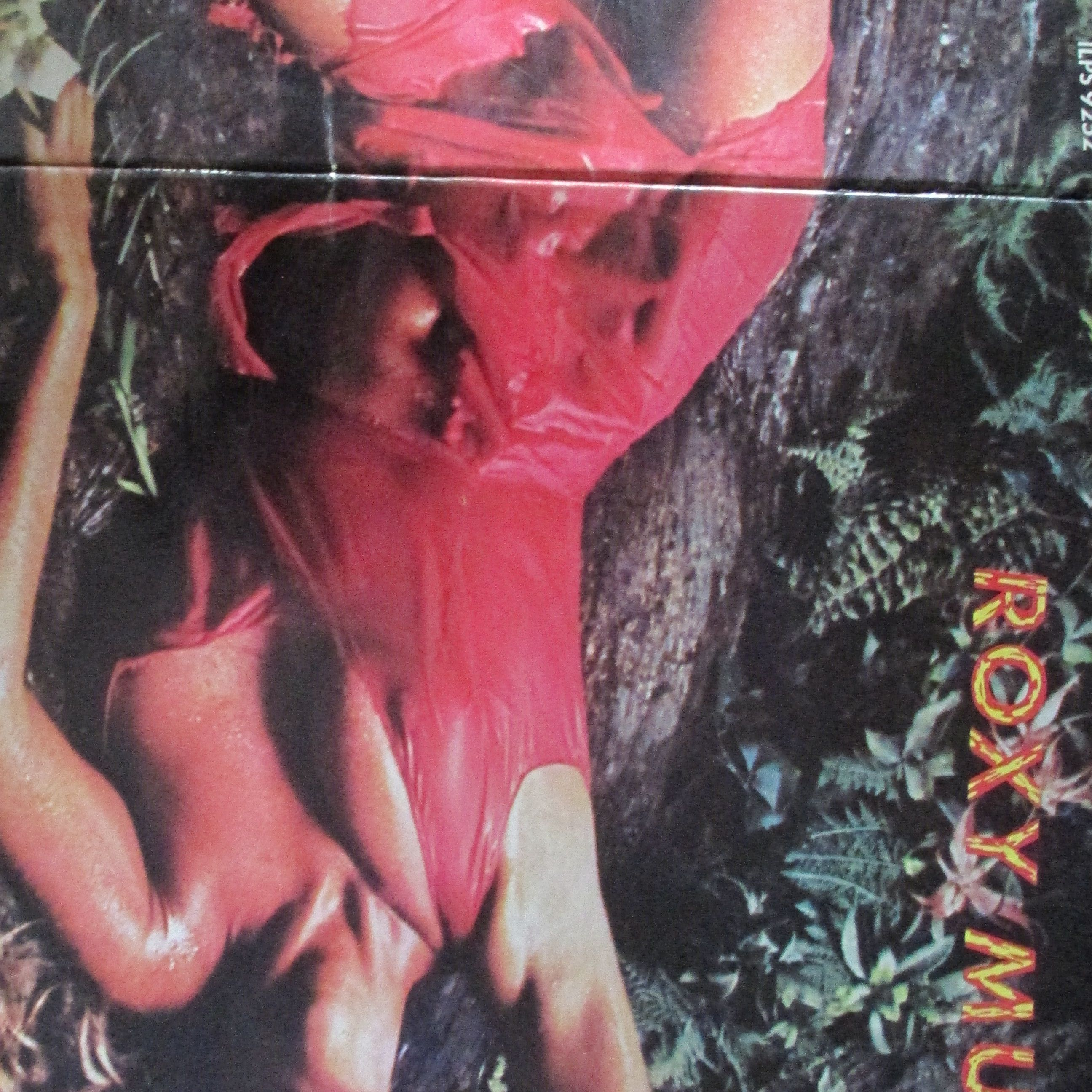 Roxy Music Stranded LP undefined