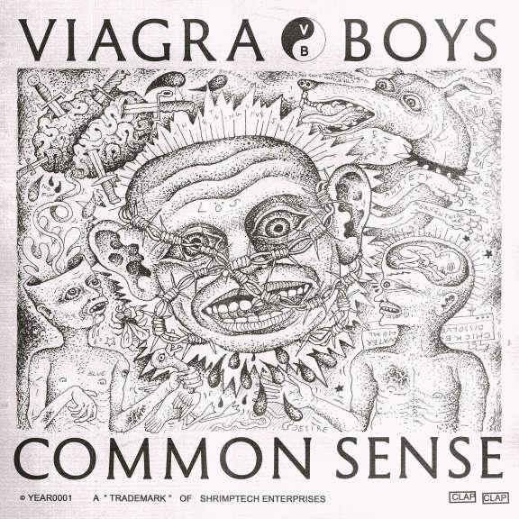 Viagra Boys Common Sense LP 2020