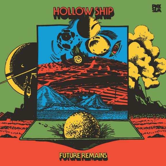 Hollow Ship Future Remains LP 2020