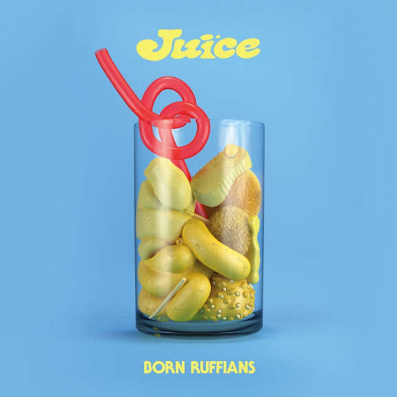Born Ruffians JUICE  LP 2020