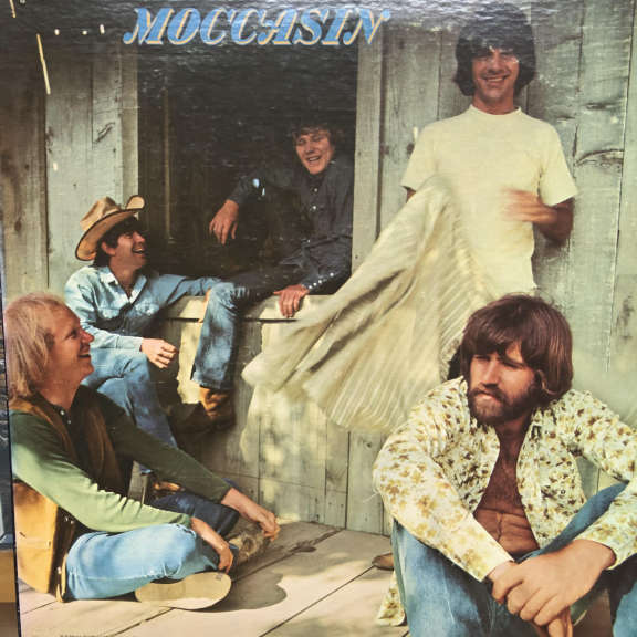Moccasin Moccasin LP 1970