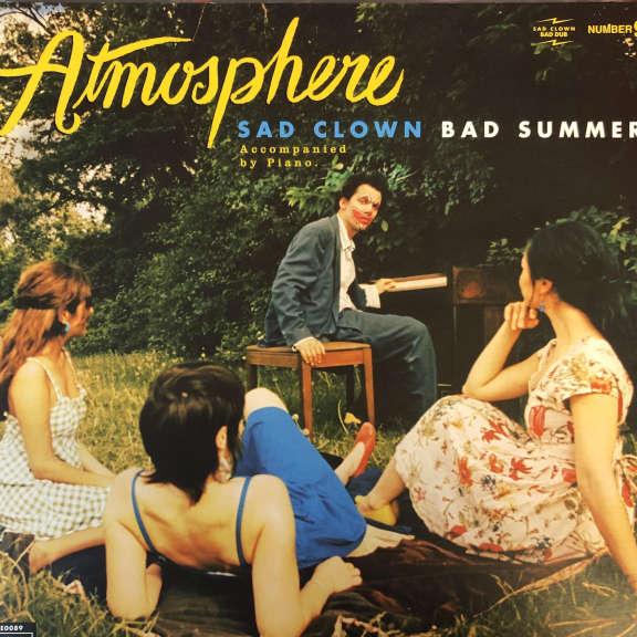 Atmosphere Sad Clown Bad Summer (Sad Clown Bad Dub #9) LP 0