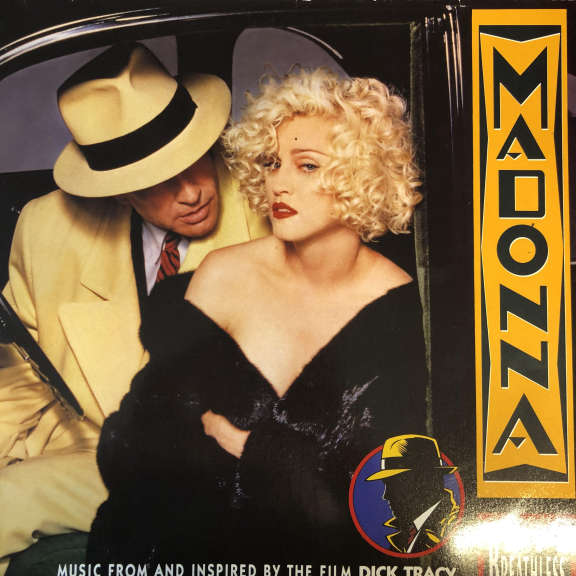 Madonna I'm Breathless (Music From And Inspired By The Film Dick Tracy) LP 0