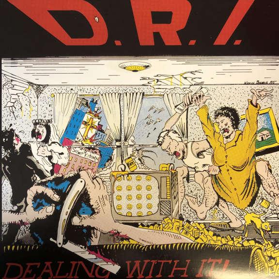 D.R.I. Dealing With It LP 0