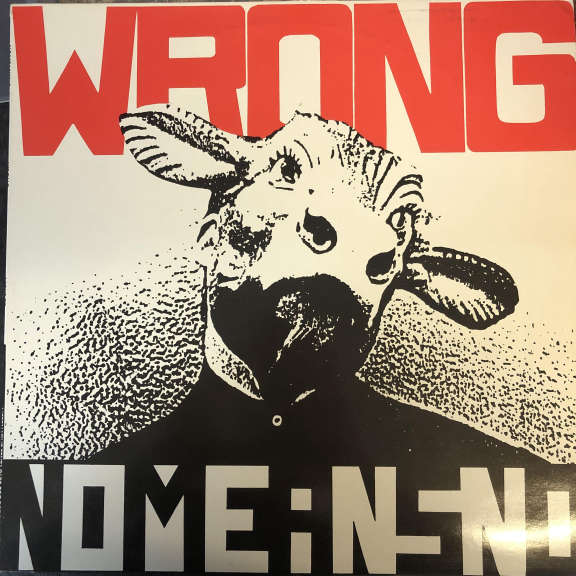 Nomeansno Wrong LP 0