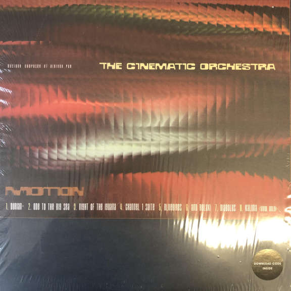 The Cinematic Orchestra Motion LP 0