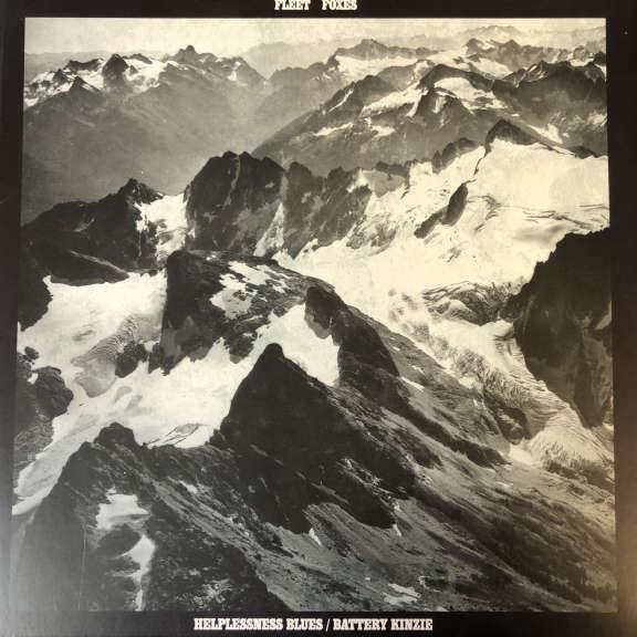 Fleet Foxes Helplessness Blues / Battery Kinzie LP 0