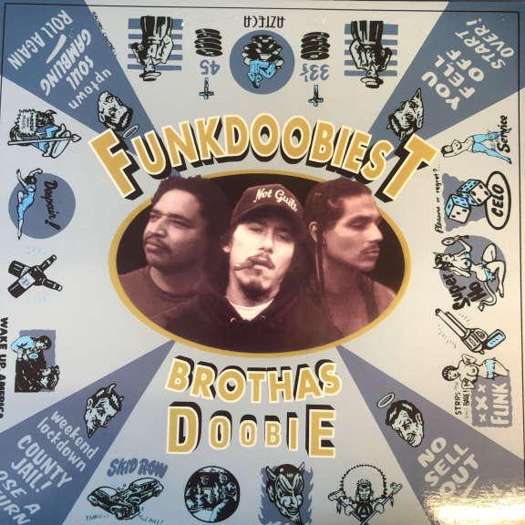 Funkdoobiest Brothas Doobie LP 0
