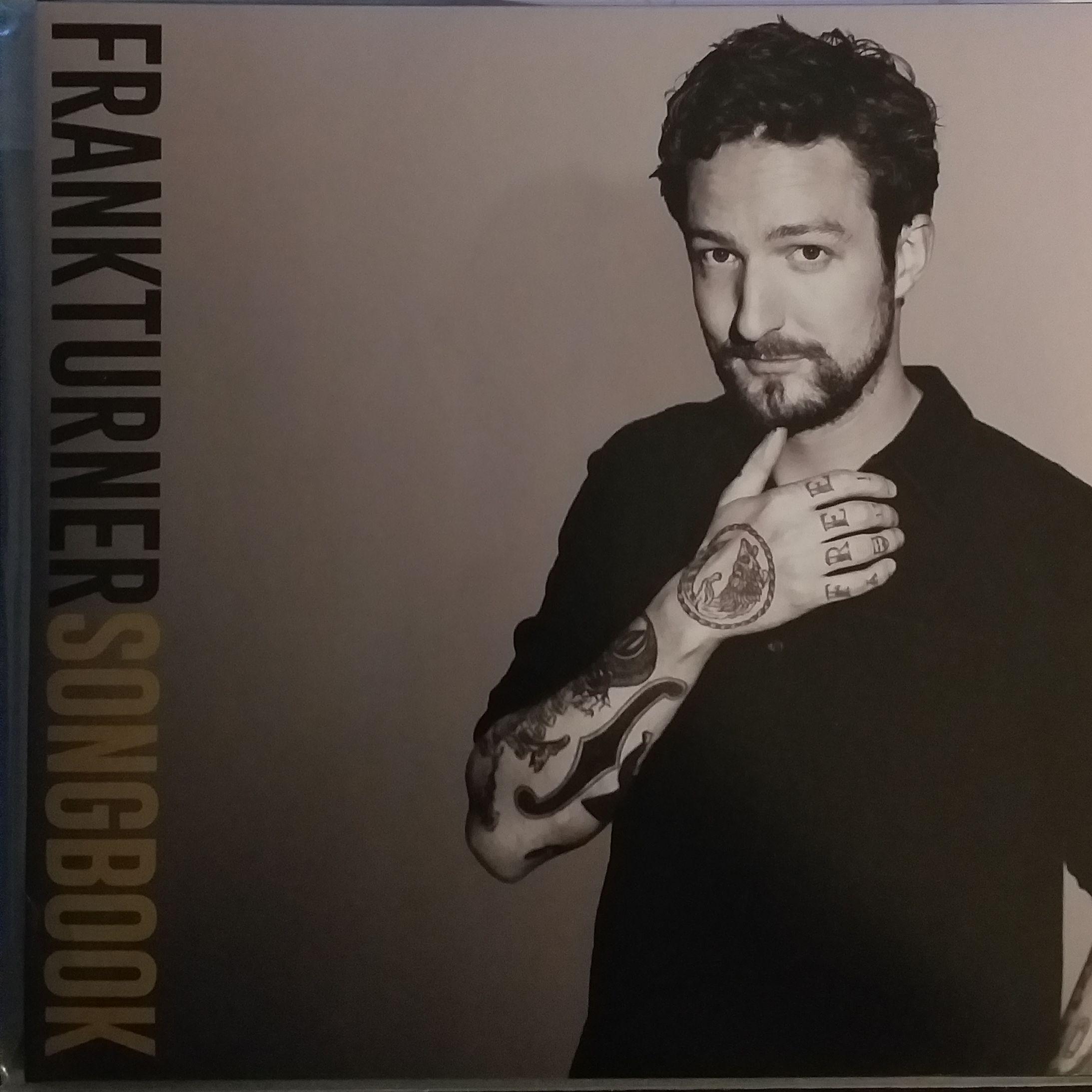 Frank Turner Songbook LP undefined