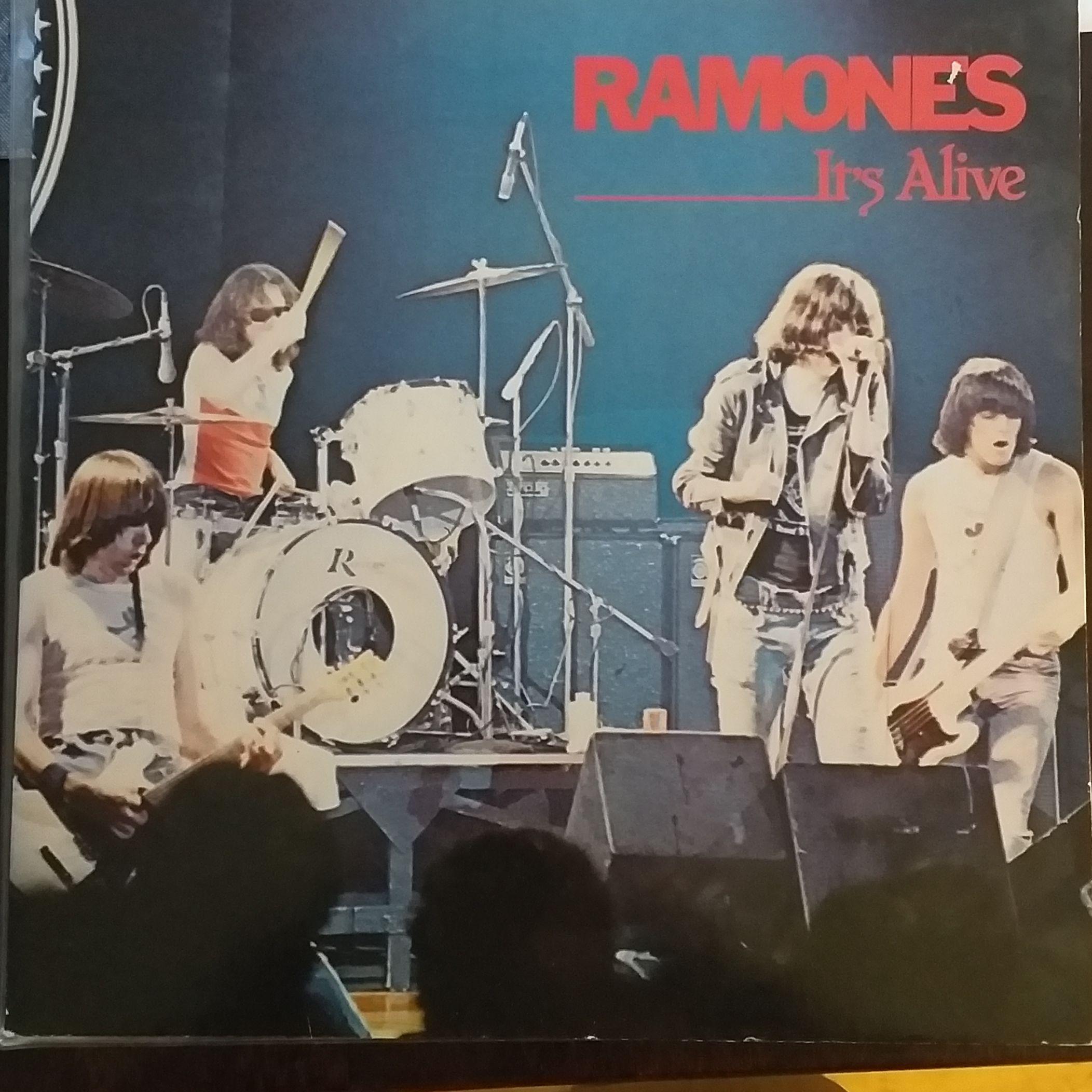 Ramones It's alive LP undefined