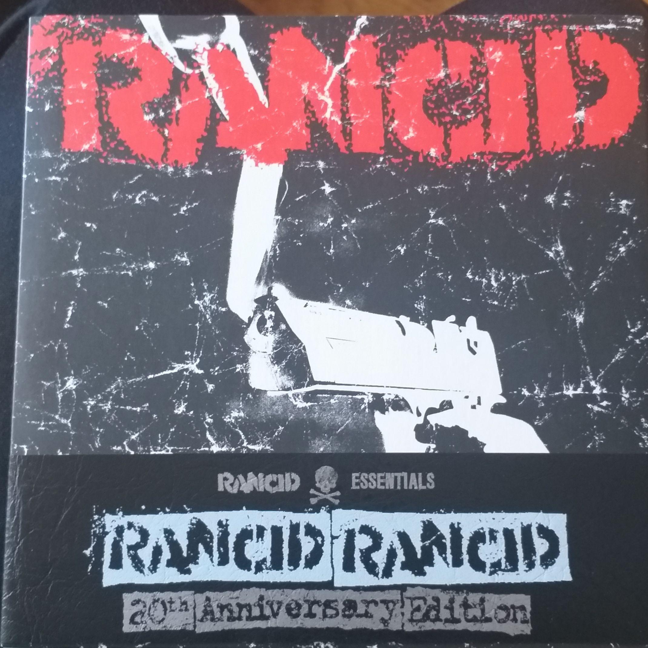 Rancid  Rancid (2000) LP undefined