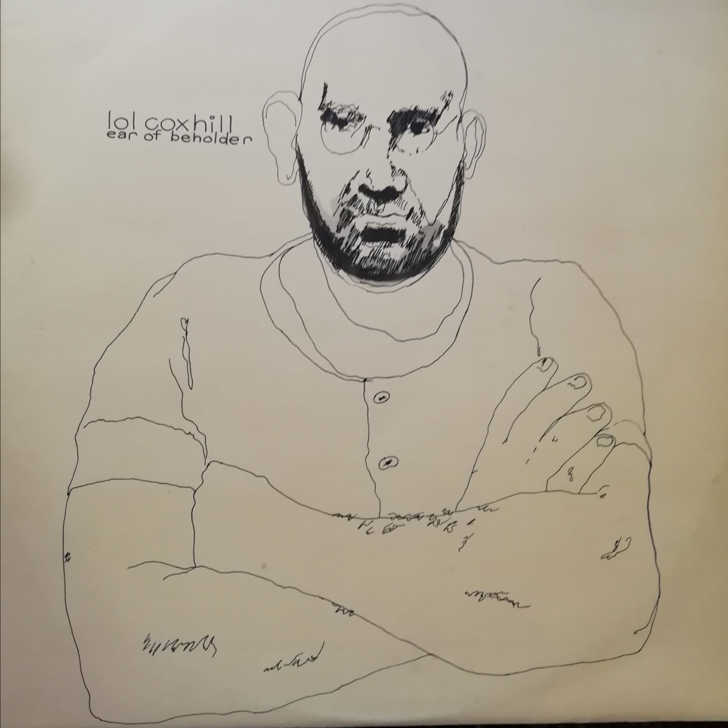 Lol Coxhill Ear Of Beholder 2LP LP undefined
