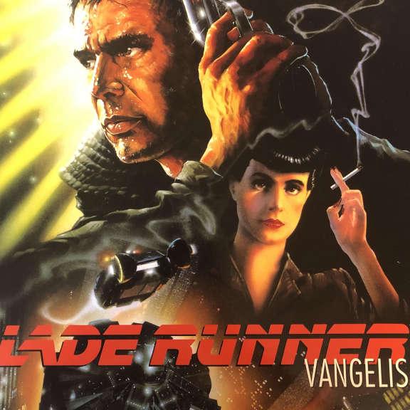 Vangelis Blade Runner LP 0