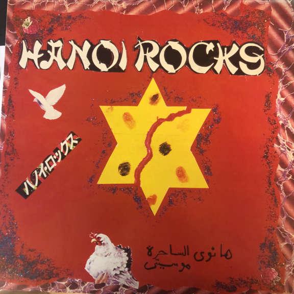 Hanoi Rocks Rock & Roll Divorce LP 0