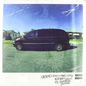 Kendrick Lamar Good Kid, M.A.A.d City 2LP (UUSI LP) LP undefined